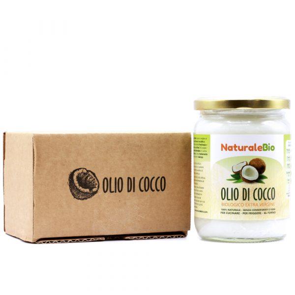 Olio di Cocco - 500ml - Confezione Regalo