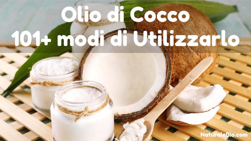 olio di cocco 101 modi di utilizzarlo