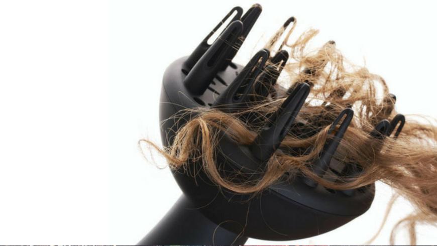 diffusore capelli ricci olio di cocco
