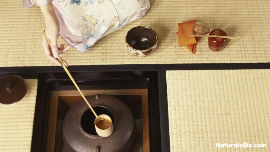 utensili preparazione tè matcha