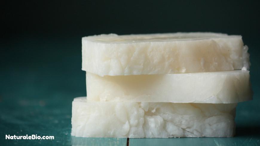 sapone olio di cocco