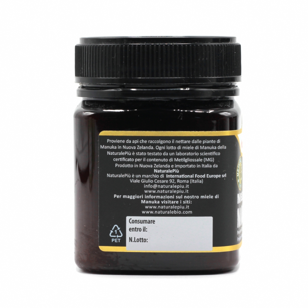 Miele di Manuka 100 MGO (UMF 8+) - Utilizzi