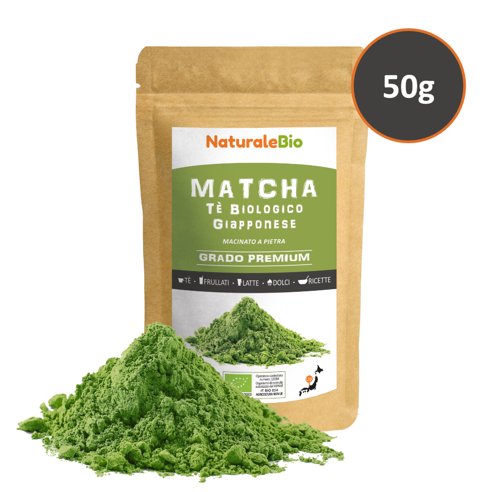 Matcha Premium 50 grammi