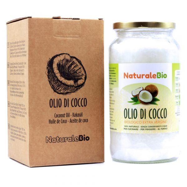 Olio di Cocco - 1000ml - Confezione Regalo