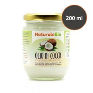 olio di cocco biologico 200 ml