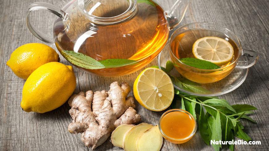 miele di manuka nel tè