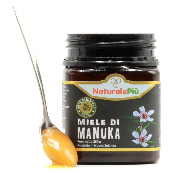 Cucchiaio Miele di Manuka 500MGO (UMF 15+)