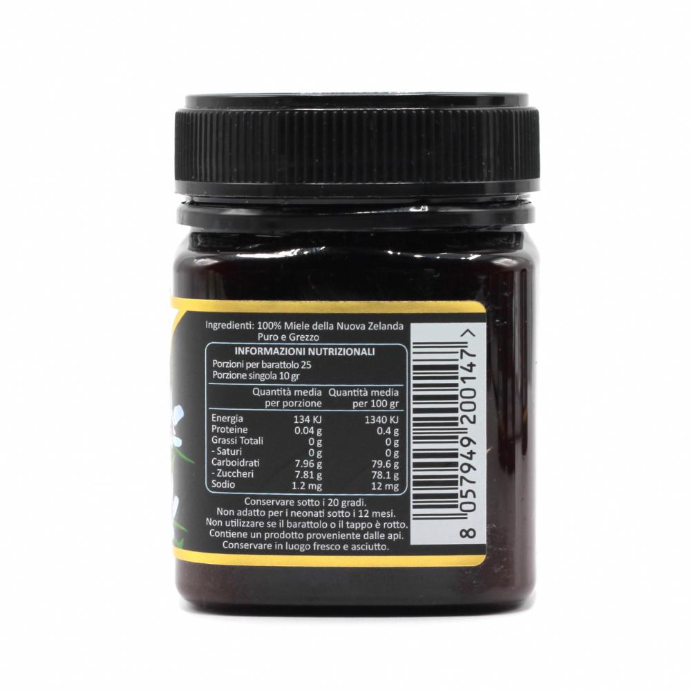 miele di manuka 400 mgo left