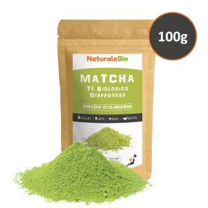 Matcha Culinario 100 grammi