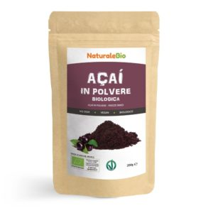 Açai biologico in polvere - NaturaleBio