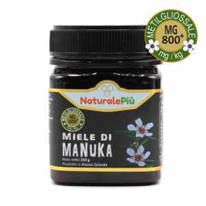 Miele di Manuka 800 MGO (UMF 20+)