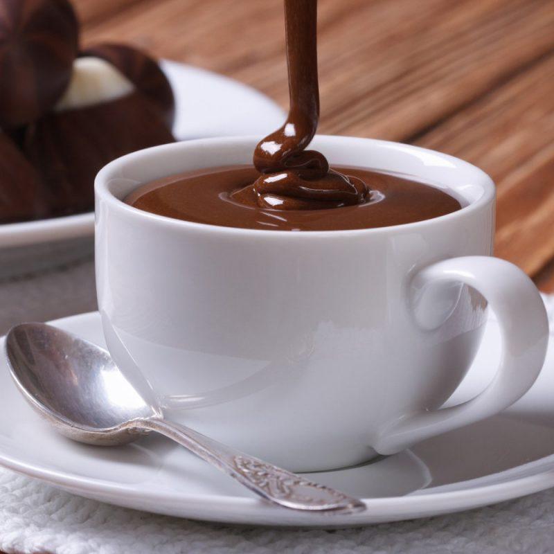 Cioccolata Calda con cacao biologico