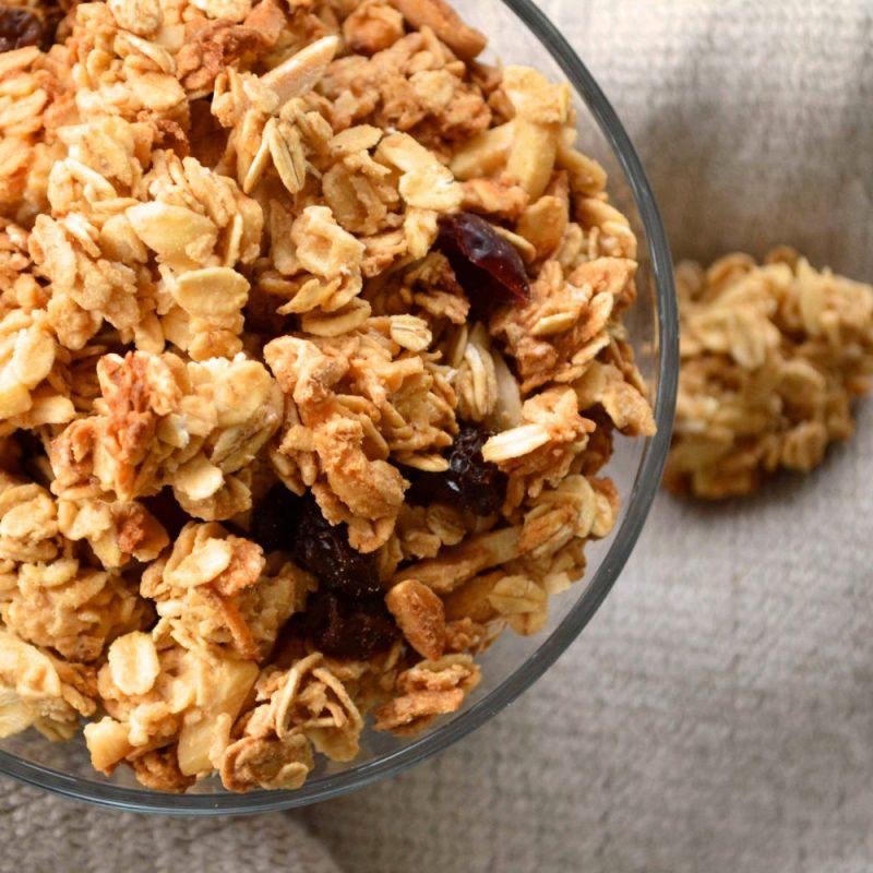 La Granola con granella di cacao