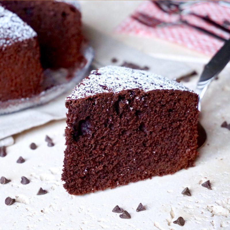 Torta soffice al Cacao biologico