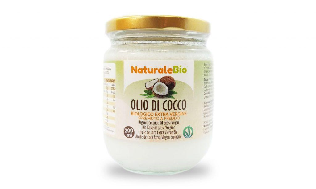 Olio di Cocco NaturaleBio