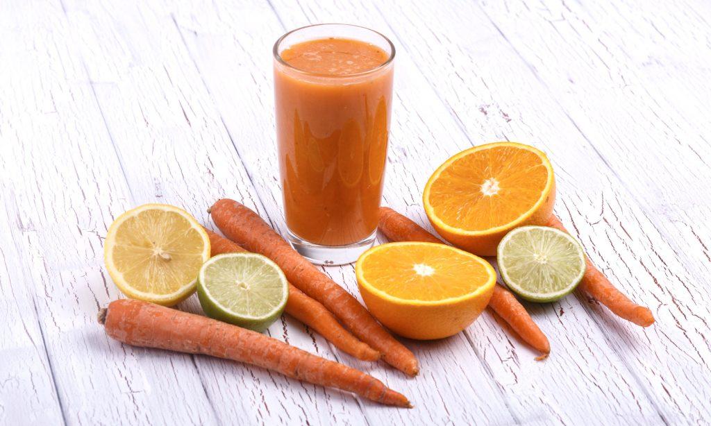 Dieta dei colori: Giallo/Arancione