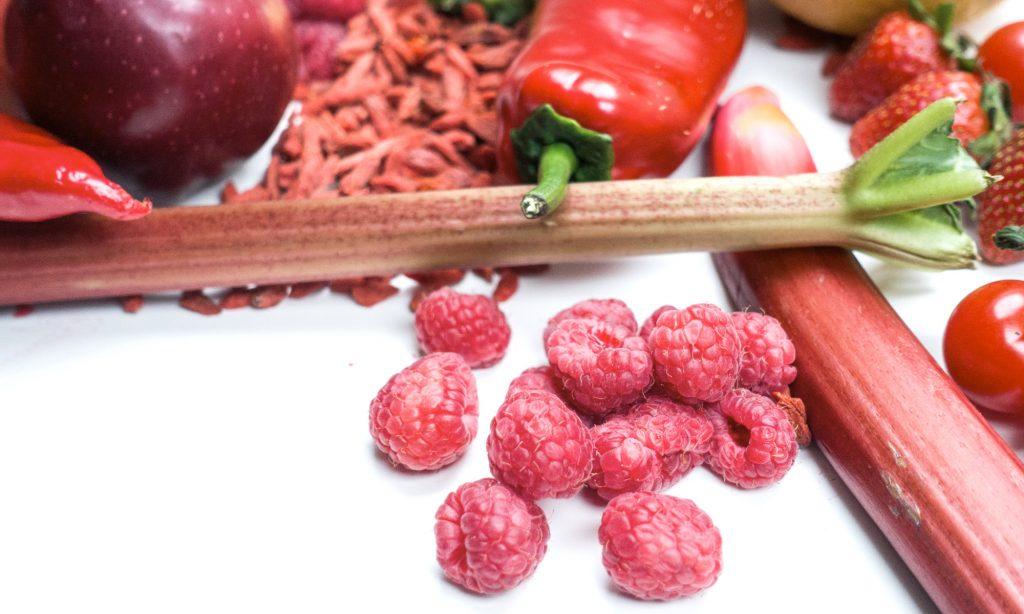 Dieta dei colori: Rosso