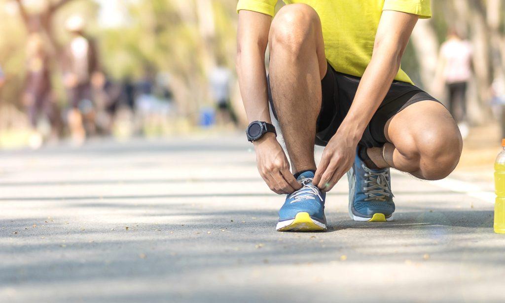 Durante la corsa, essenziale rimanere ben idratati