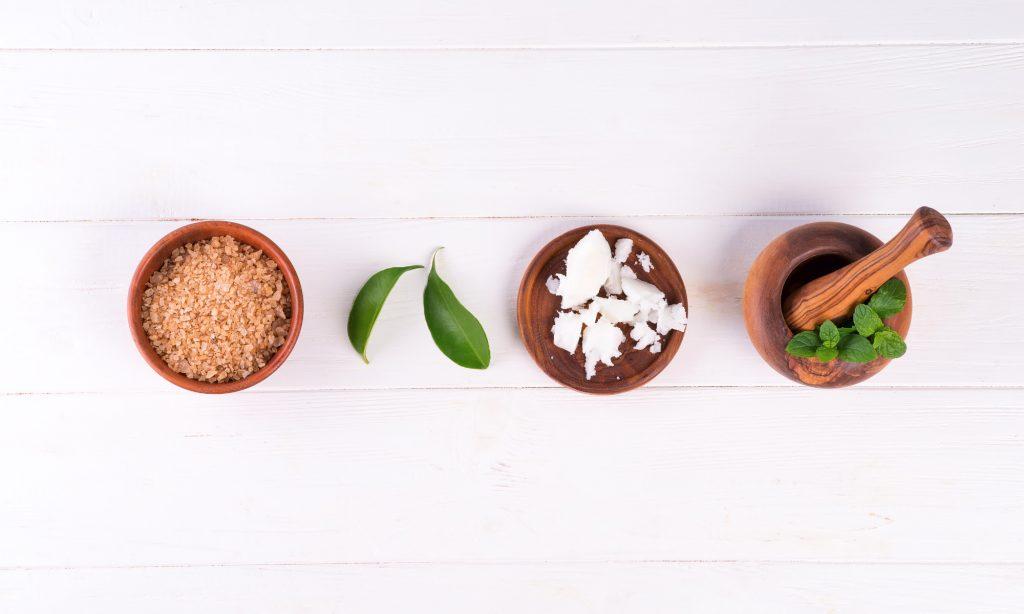 Ricetta: Scrub corpo cacao e olio di cocco