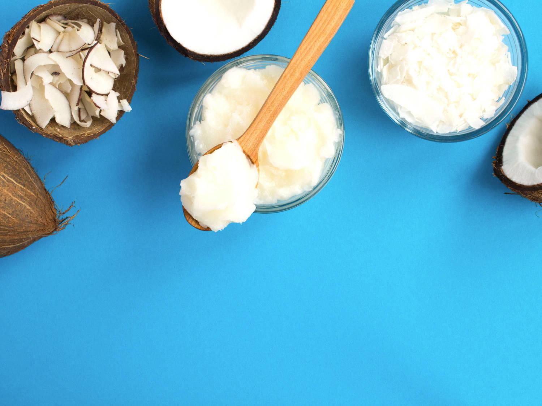olio di cocco per denti