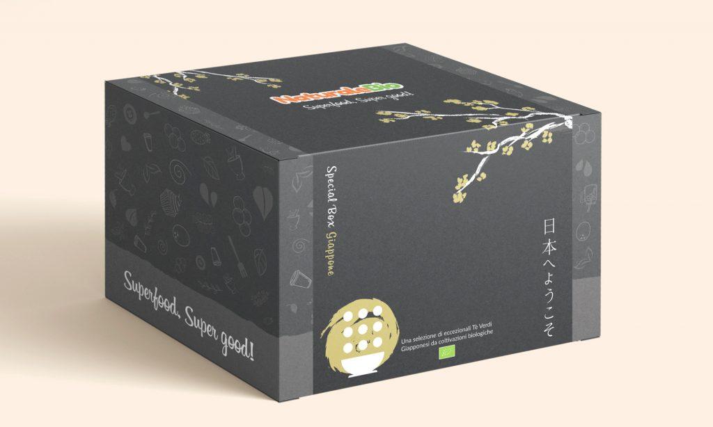 Special Box Giappone NaturaleBio